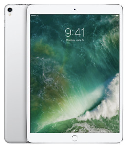 Apple IPAD Pro 10.5in - Wi-Fi + Cellulaire 64GB Argent MQF02LL/A A1709 2017