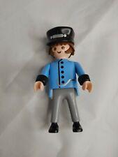 Playmobil Western Train Conductor Engineer Figure US Seller
