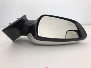 FITS HYUNDAI OEM LEFT SIDE GLASS UD FL MIRROR  WHITE C026W8S GENUINE CAR 87610