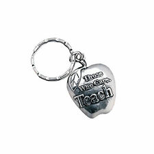 Teacher'S Keychains - Apparel Accessories - 12 Pieces