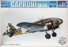 Italeri 1/72 Caproni Ca.311 - 1998 #113