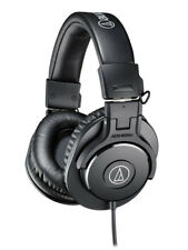 Audio-Technica Ath-m30x Professional Closed Back Monitor Headphones ATHM30X