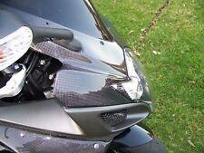 suzuki GSXR750 600 carbon fibre fairing nose panel 2008 2009 2010