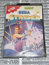Jeu SEGA Master System - STRIDER -