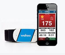Wahoo Fitness TICKR Pulsgurt. NEU: Jetzt mit Bluetooth Smart UND ANT+ nutzbar !!