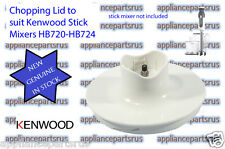 Kenwood HB71* HB72* Stick Mixer Chopping Lid - KW712996 712996 - NEW - GENUINE