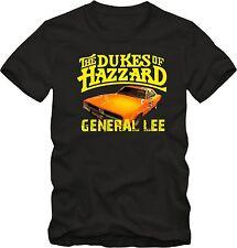 """T-Shirt  General Lee """" Dukes of Hazard""""  Grafik  T-Shirt Fruit of the Loom DTG"""