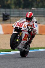 POSTER MARCO SIMONCELLI 58 DUCATI MOTORCYCLE MOTO GP RACE HONDA YAMAHA DUCATI #4