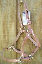 """Halter - Riveted Pasture (5/8"""" Weanling/Pony)"""