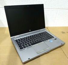 HP EliteBook 8460p i5 2540M 8GB 320GB Windows 10 Pro14 Inch Laptop UK Keyboard