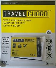 Travel Guard Wireless Anti Skim Credit Card RFID NFC PayW GENUINE PRODUCT.