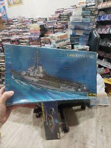 1/400 Jeanne d arc Heller Plastic Model Kit - BRAND NEW SEALED