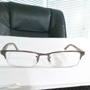 Preowned Ray Ban eye glasses RB 6196 2664 RX 50.