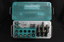 Linvatec PowerPro Sterilization Case w/MPower PowerPro Set