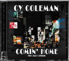 Cy Coleman - Comin'Home:The Jazz Album / CD / NEU+OVP-SEALED!