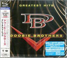 DOOBIE BROTHERS-GREATEST HITS-JAPAN SHM-CD C41