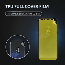 2xFull Cover Anti-Broken Auto Repair Screen Protector for Samsung Galaxy S8 Plus