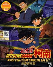 Detective Conan [Case Closed] 23 Movies + Special DVD Boxset - USseller ShipFAST
