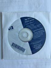 HP Deskjet 940c Printer Software Mac Windows CD-RARE VINTAGE-SHIPS N 24 HOURS