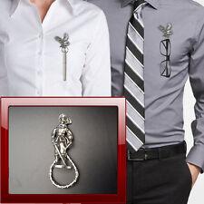 Civil War CP1 Pewter Pin Brooch Drop Hoop Holder Glasses,Pen,Jewellery