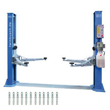 Twin Busch ® 2 Säulen Kfz Hebebühne 4200kg BASIC LINE - TW 242 G - Garagenmodell