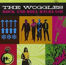 The Woggles - Rock and Roll Backlash (2008)  CD  NEW/SEALED  SPEEDYPOST