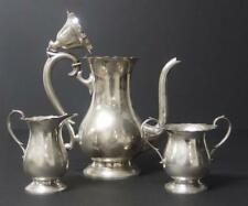 Mueck-Carey Co. Sterling Coffee Set Lot 76