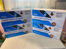 HP Laserjet Compatible Laser Toner - Premium Compatible - 5500 5550 - 4 Pack