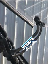 PBR Products for Honda Pioneer 1000 - 700 Split Honda Windshield Extenders PAIR