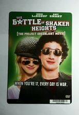 THE BATTLE OF SHAKER HEIGHTS MOVIE MINI POSTER BACKER CARD (NOT A movie)