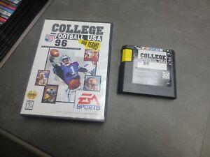 College Football USA 96 (Sega Genesis, 1995)