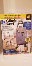 The New  Climb Cart Stair Climbing Folding Utility Trolley Stair AS SEEN ON TV