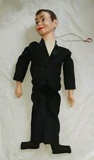 Vintage Jerry Mahoney Ventriloquist Doll, Juro 1960'S.