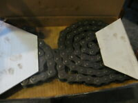 NEW (Partial) Tsubaki Roller Chain / 110 Links /  model#  RS60-1-RP