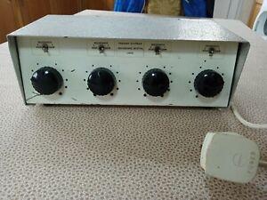 Granary Controls 4 Track Model Railway Train Controller