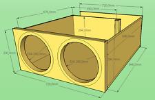 VOITURE SUBWOOFER BOX individuels Custom Design