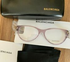 NEW AUTHENTIC BALENCIAGA BA5023 080 CAT EYE PRESCRIPTION GLASSES FRAME + CASE