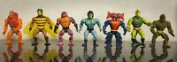 Vintage He-Man Masters Of The Universe Figure Bundle Lot MOTU 80s Mattel Rare