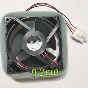 9CM DC12V Cooling Fan U92C12MS7BA3-52 Refrigerator Motor Fan Fridge Freezing ZAU