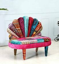 PEACOCK CHAIR MANGO WOOD NEW DESIGN LIVING ROOM 2 SEATER LOVE SEAT