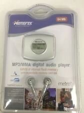 Memorex MP3 WMA Digital Audio Player Music MMP3642 64MB Factory Sealed New