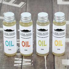 Beard Oil | 4 x 30ml Gift Multi-Pack Set | Smooth & Moisturised | 4 Scents