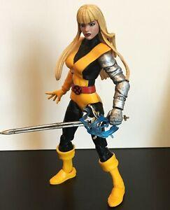 Custom MAGIK Marvel Legends Figure X-Force New Mutants X-Men