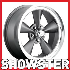 "15x7 15x8 15"" US Mags wheels Standard U102 Ford Falcon Mustang 66 on Valiant"