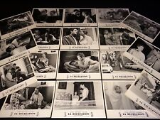 The recreation! jean seberg p dubost rare game 24 photos cinema lobby cards 1961