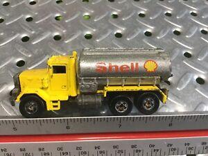 1979 Hotwheels Peterbilt Shell Oil Co