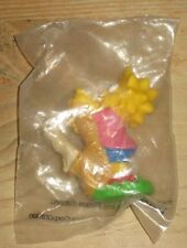 1990 Simpsons Burger King Kid's Meal Toy  - Lisa