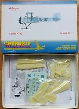A130 -VL.Saaski ski version- Choroszy Modelbud-1/72