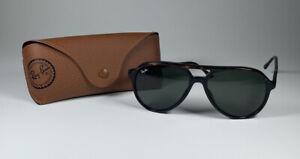 Ray Ban B&L Style A/L 1567 Black/Tortoise Sunglasses
