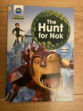OXFORD PROJECT X ALIEN ADVENTURES STORY BOOK: THE HUNT FOR NOK: LEVEL 9